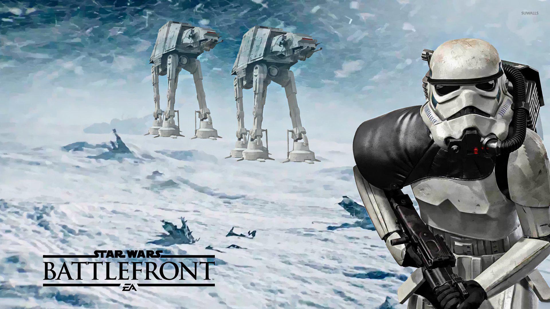 Star Wars Battlefront Stormtrooper Desktop Wallpapers 1280x720 Download Hd Wallpaper Wallpapertip