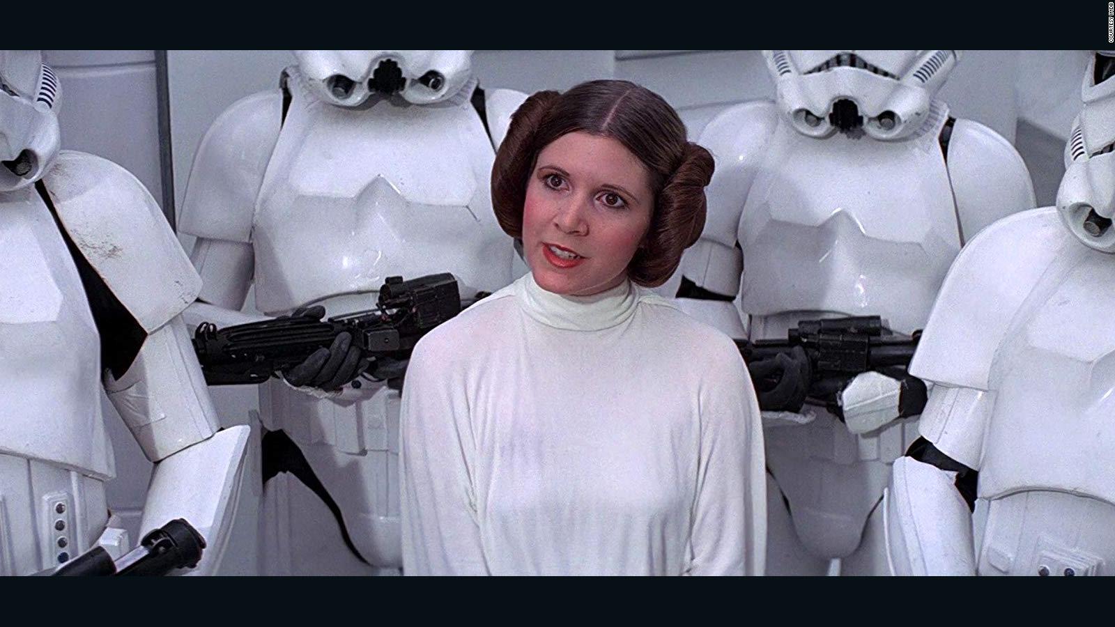 Princess Leia Wallpaper 1600x900 Download Hd Wallpaper Wallpapertip
