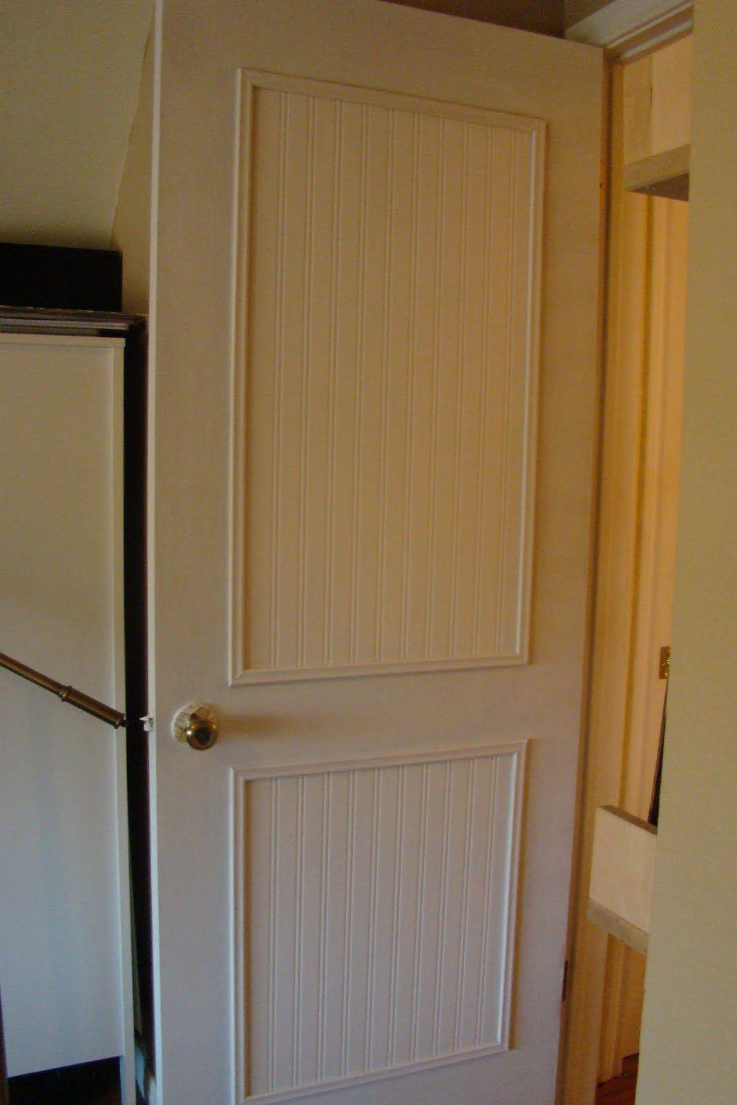 Diyのビーズボードパネルドア 室内ドアの壁紙 736x1103 Wallpapertip