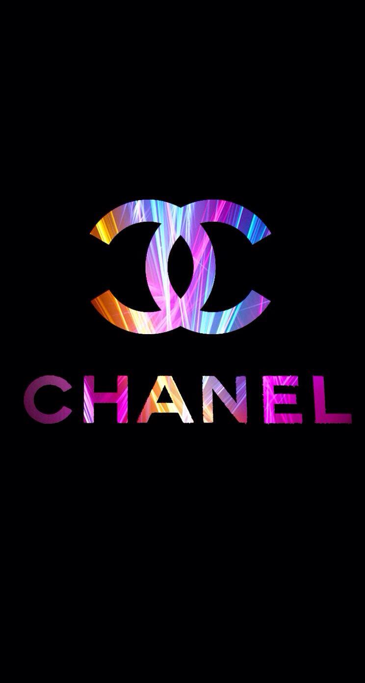 人気78位 Chanel シャネル ブランドのスマホ壁紙 Chanel Logo Face Mask 744x1392 Download Hd Wallpaper Wallpapertip