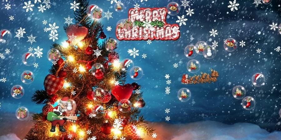 25 251200 merry christmas live wallpaper merry christmas live