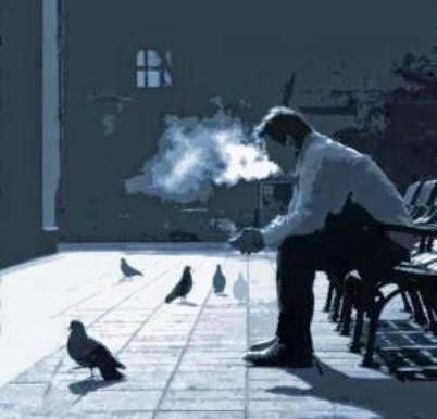 Sad Boy Dp Smoking 402x386 Download Hd Wallpaper Wallpapertip