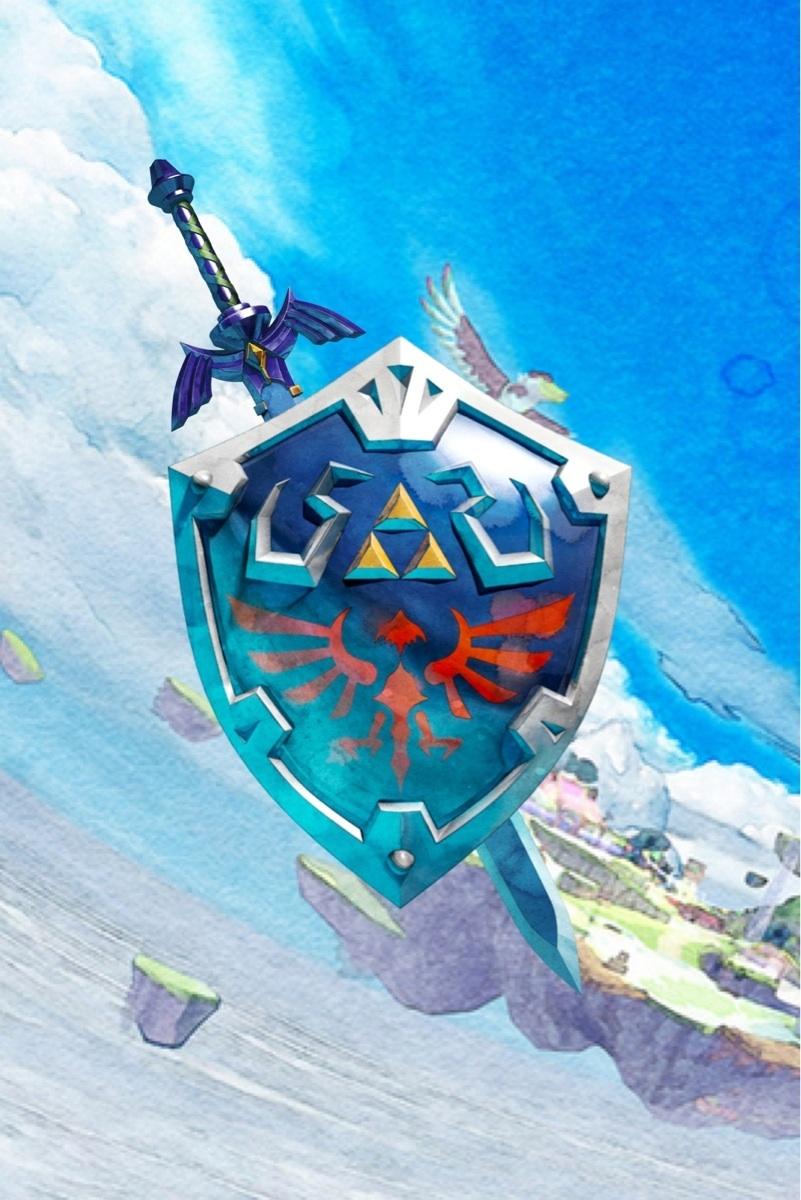 Zelda Wallpaper iPhone   zelda mobile wallpaper   21x21 ...