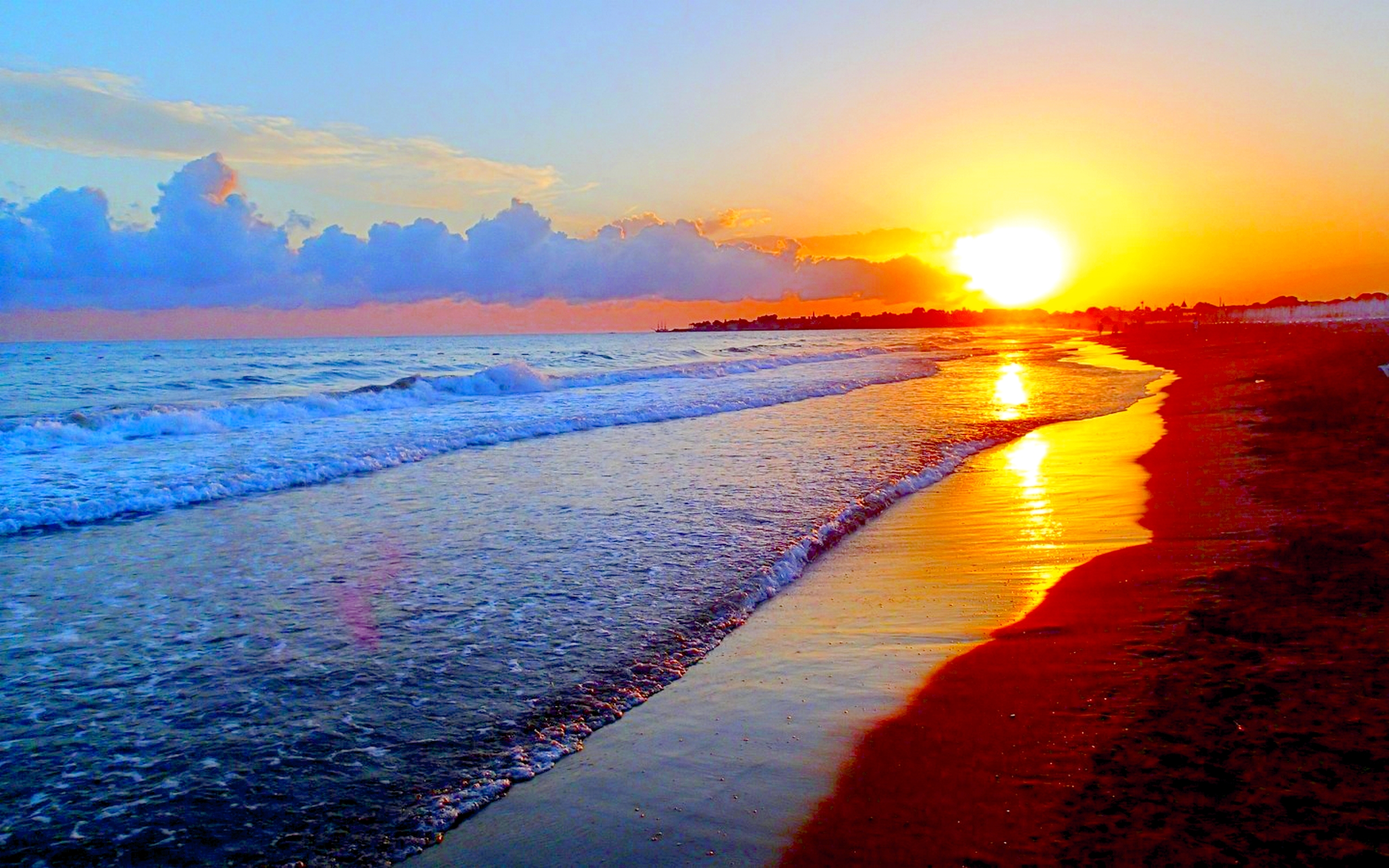 Strand kostenlos desktop hintergrundbilder Hintergrundbilder Meer