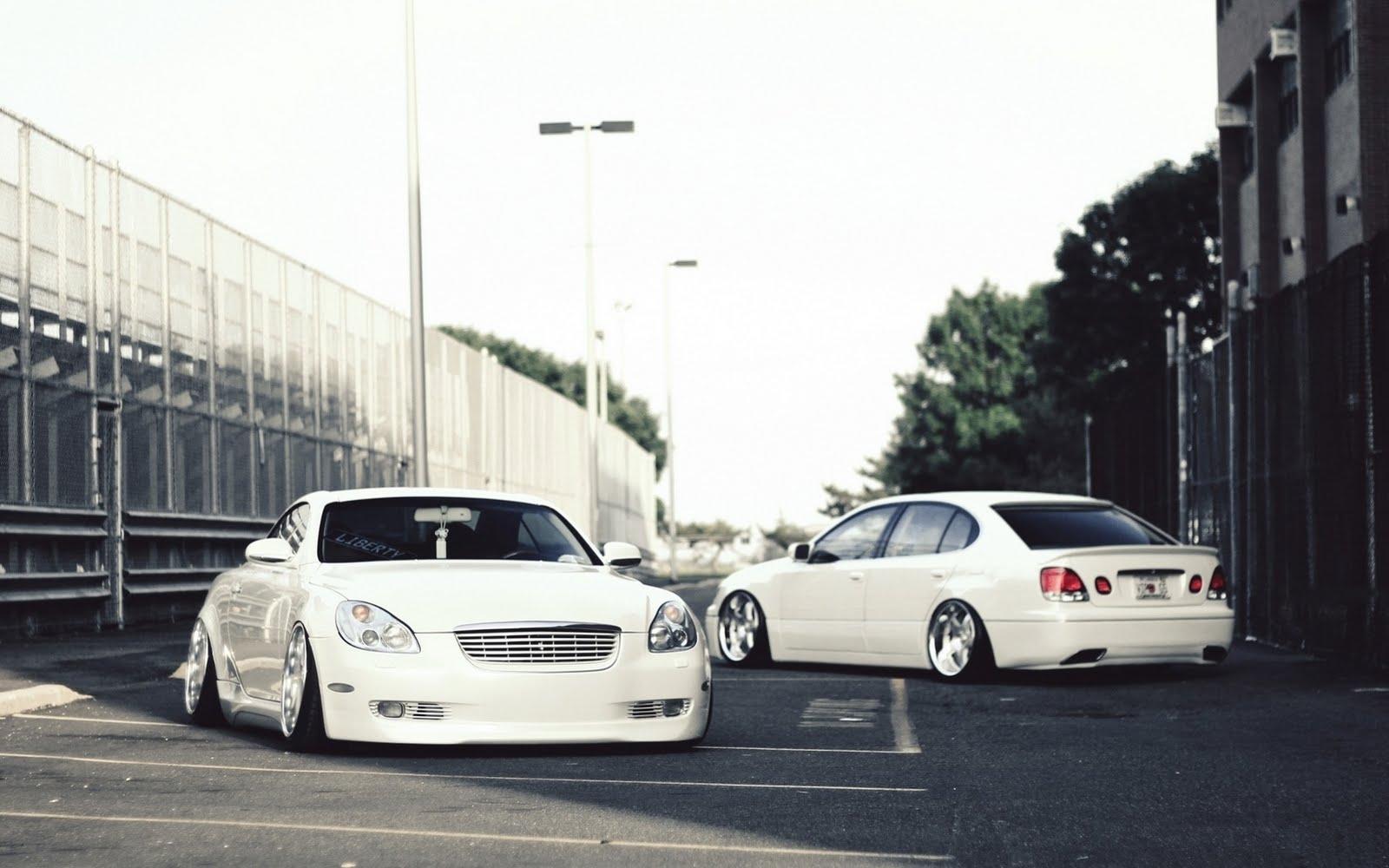 Lexus Vip Style Cars White Tuning Hd Wallpaper Lexus Vip 1600x1000 Download Hd Wallpaper Wallpapertip