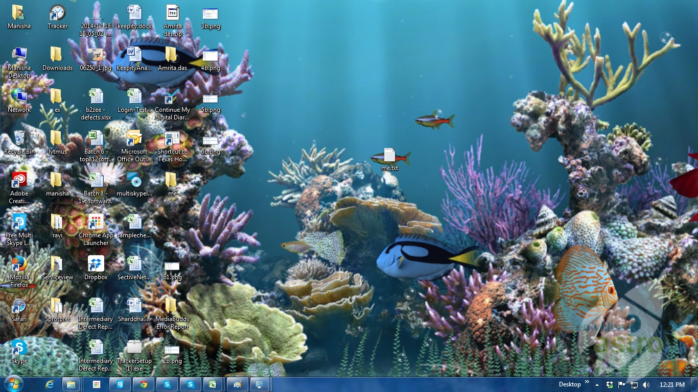 Video Zoom Fondo Acuario Descarga Gratuita De Fondo De Pantalla De Pescado En Movimiento 1366x768 Wallpapertip