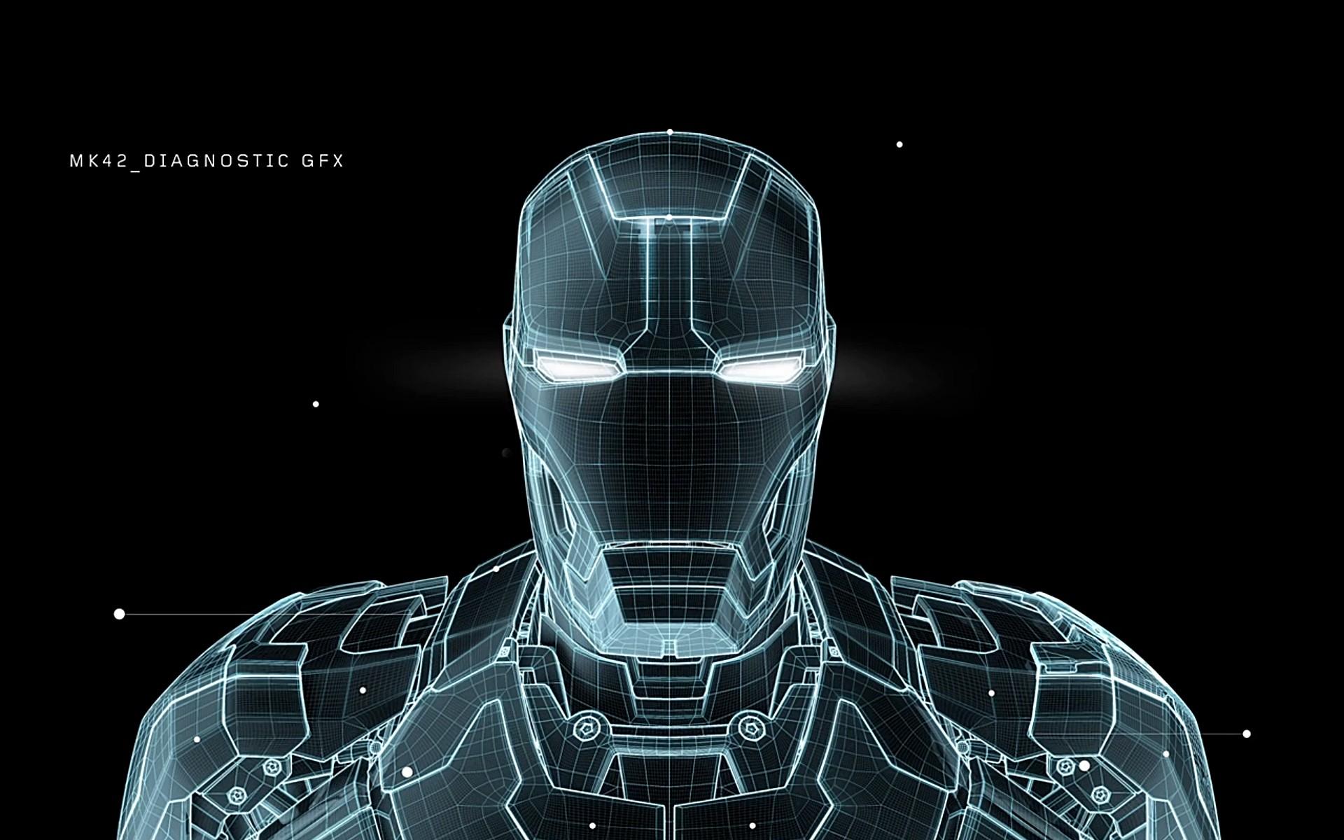 Iron Man Animated Gif Movie Iron Man 3 Wallpaper Iron Man 1920x1200 Download Hd Wallpaper Wallpapertip
