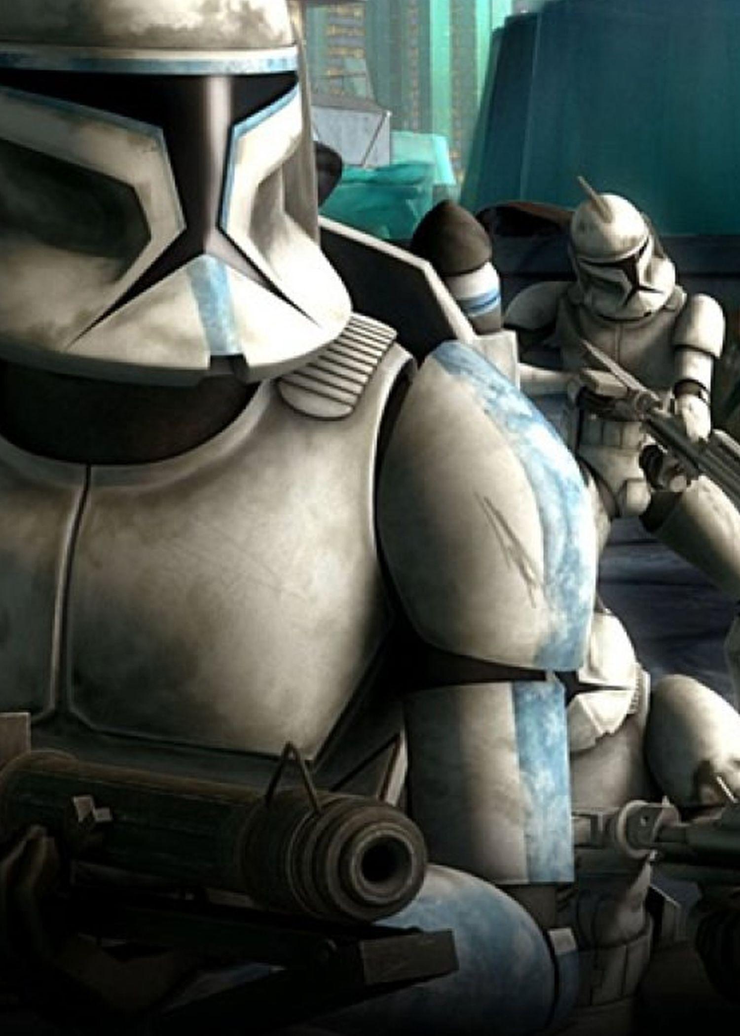 Star Wars Clone Trooper Wallpaper 1500x2100 Download Hd Wallpaper Wallpapertip