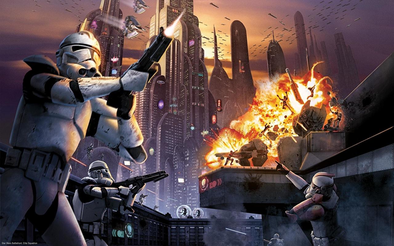Star Wars Clone Trooper Wallpaper 1280x800 Download Hd Wallpaper Wallpapertip