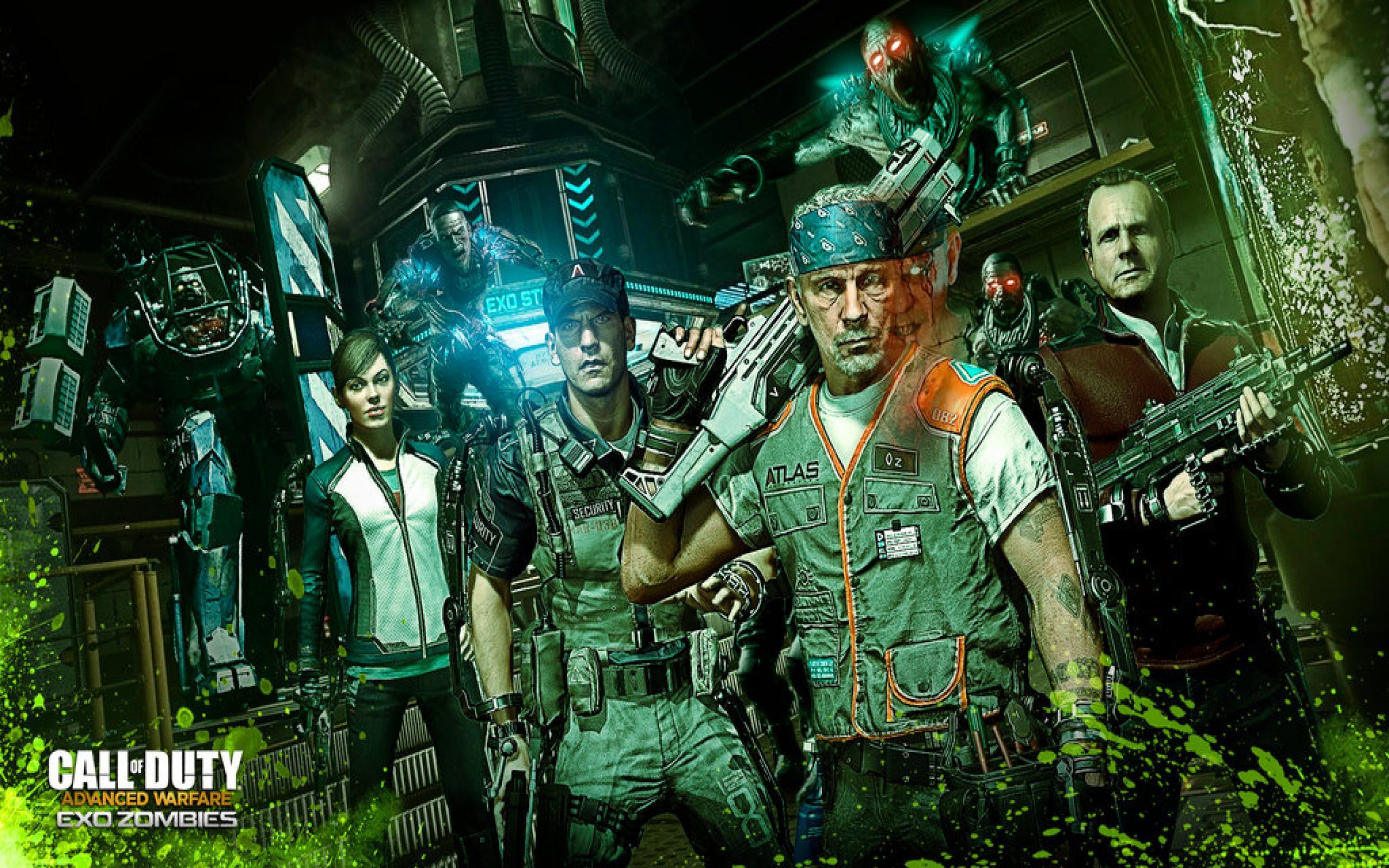 251 2515768 cod zombies wallpaper