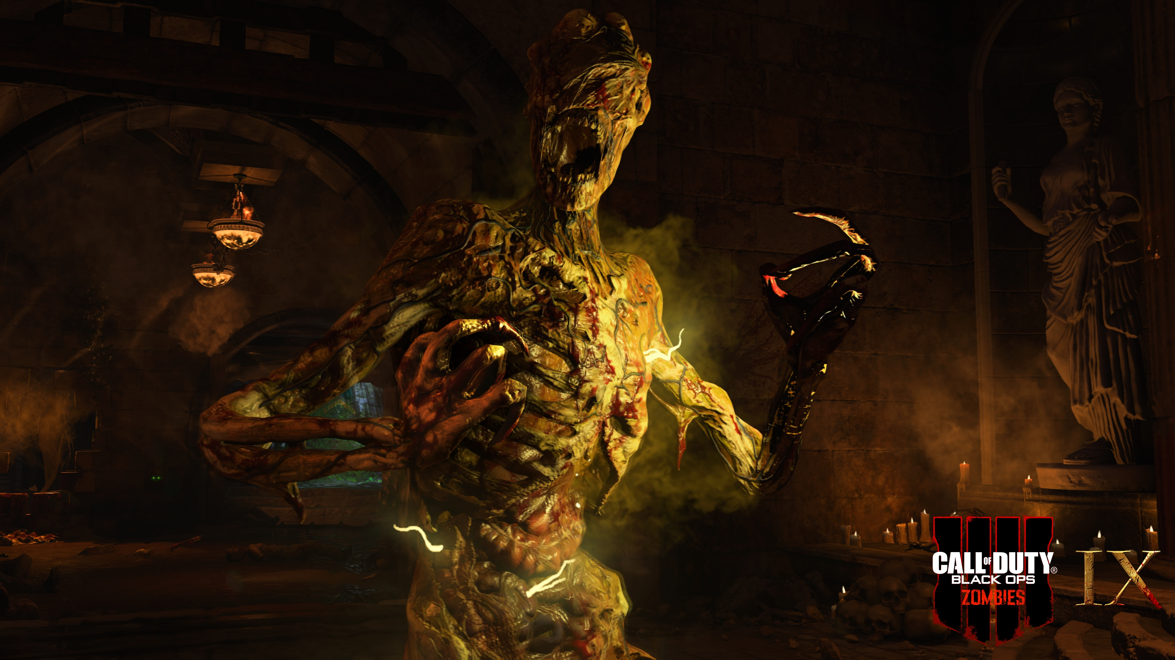 Black Ops 3 Zombies Wallpaper 3840x2160 Download Hd Wallpaper Wallpapertip