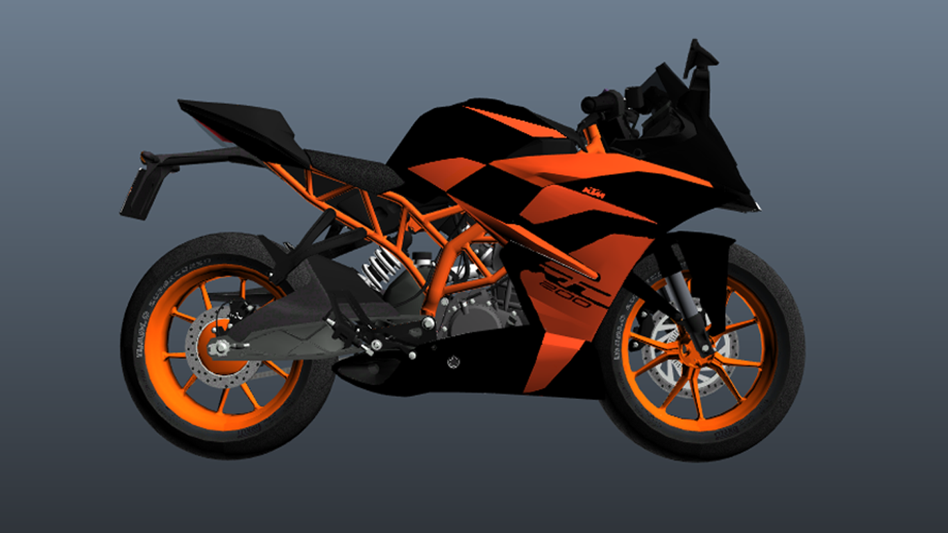Ktm Rc 200 Hd Wallpapers Download 1366x768 Download Hd Wallpaper Wallpapertip