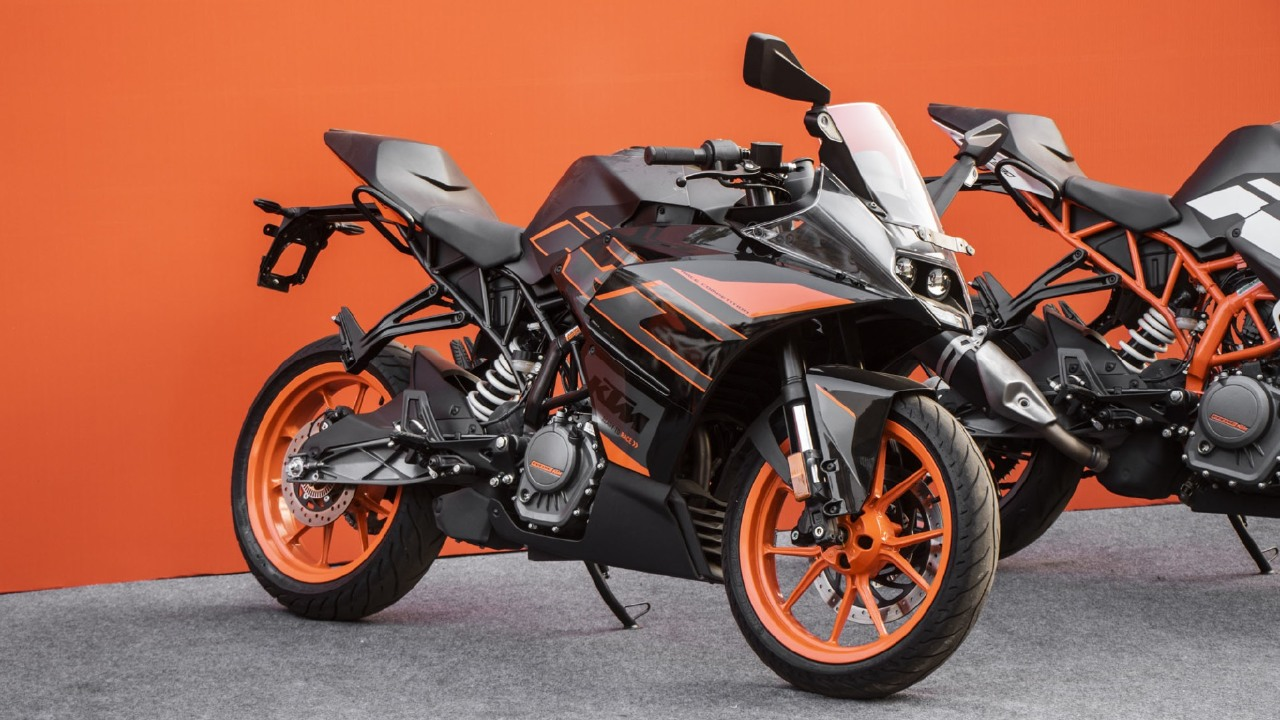 2020 Ktm Rc 200 Bs6 1280x720 Download Hd Wallpaper Wallpapertip