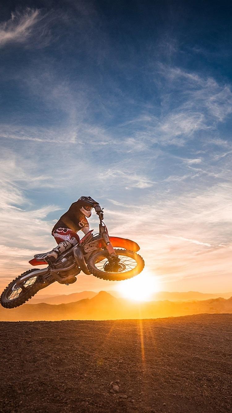 Motocross Wallpaper Iphone 750x1334 Download Hd Wallpaper Wallpapertip