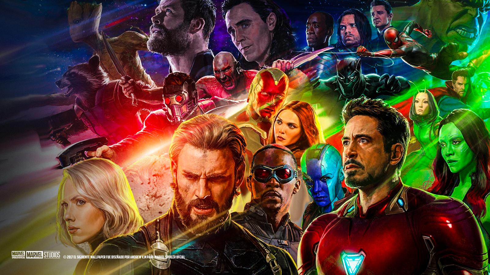 Avengers Infinity War Pc Fondos De Pantalla Hd Fondos De Pantalla Avengers Hd 1600x900 Wallpapertip