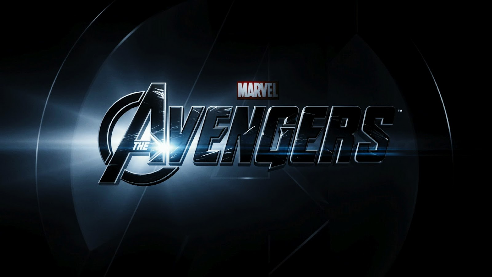 Marvel The Avengers Logo Hd Wallpaper Marvel 1600x900 Download Hd Wallpaper Wallpapertip