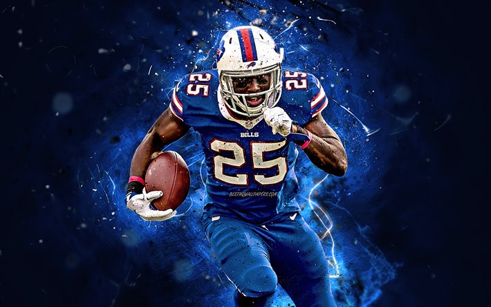 Lesean Mccoy Abstract Art Shady Running Back Nfl Buffalo Bills Wallpaper Lesean Mccoy 710x444 Download Hd Wallpaper Wallpapertip