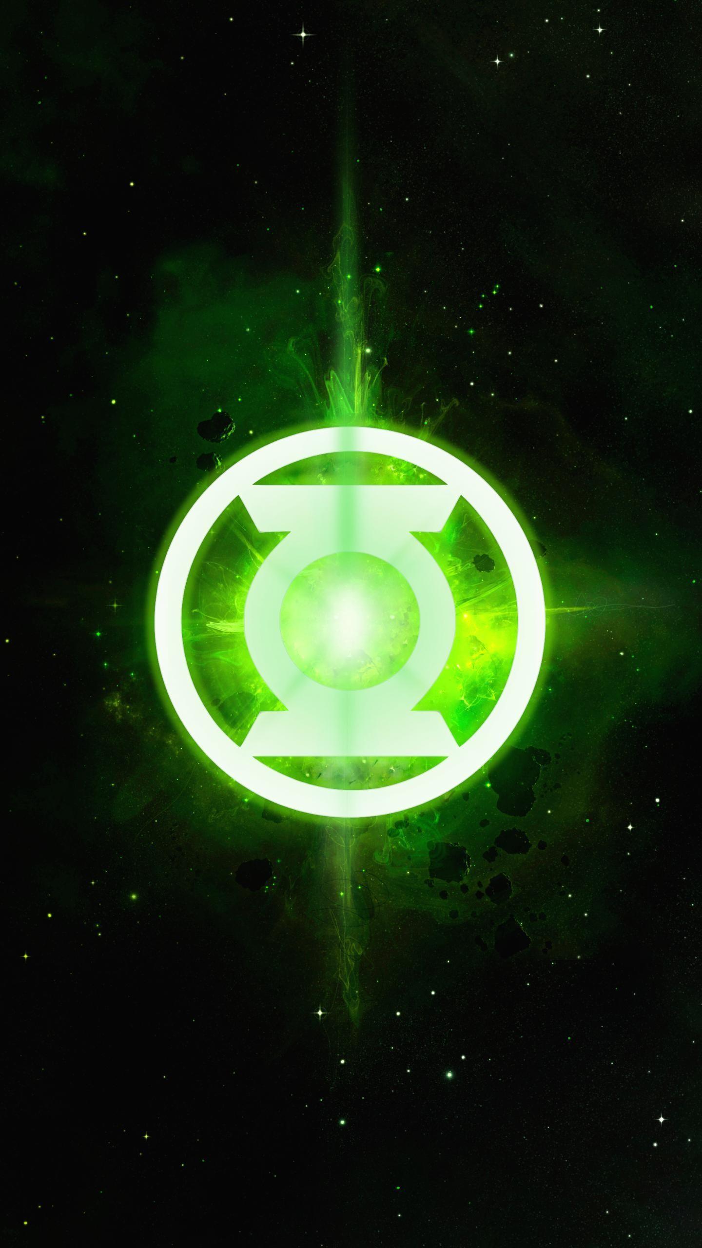 Green Lantern Corps Data Src Hd Wallpaper Green Lantern Logo 1440x2560 Download Hd Wallpaper Wallpapertip