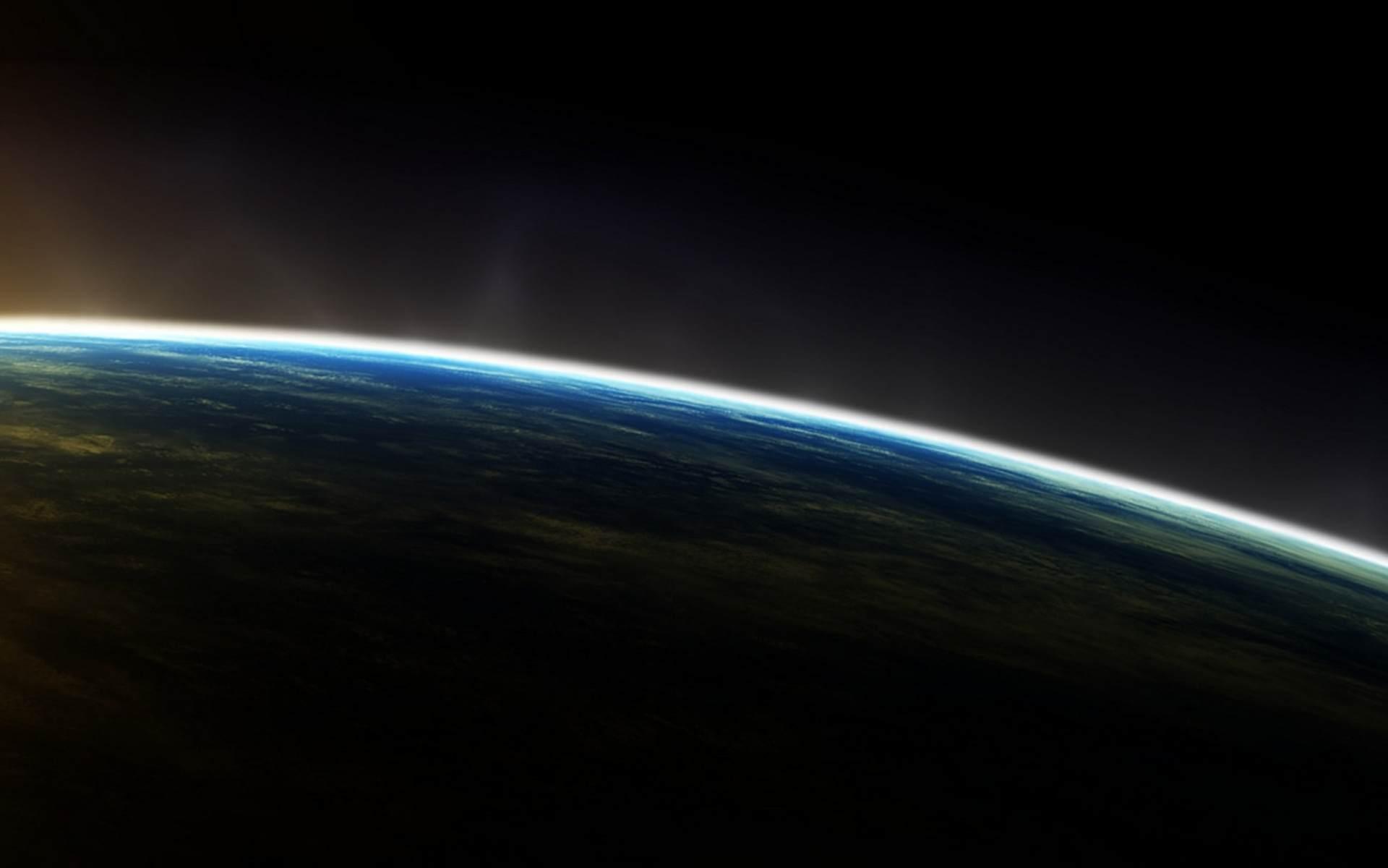 Black Earth Wallpaper 1 Desktop Background Earth From Space Morning 1920x1200 Download Hd Wallpaper Wallpapertip