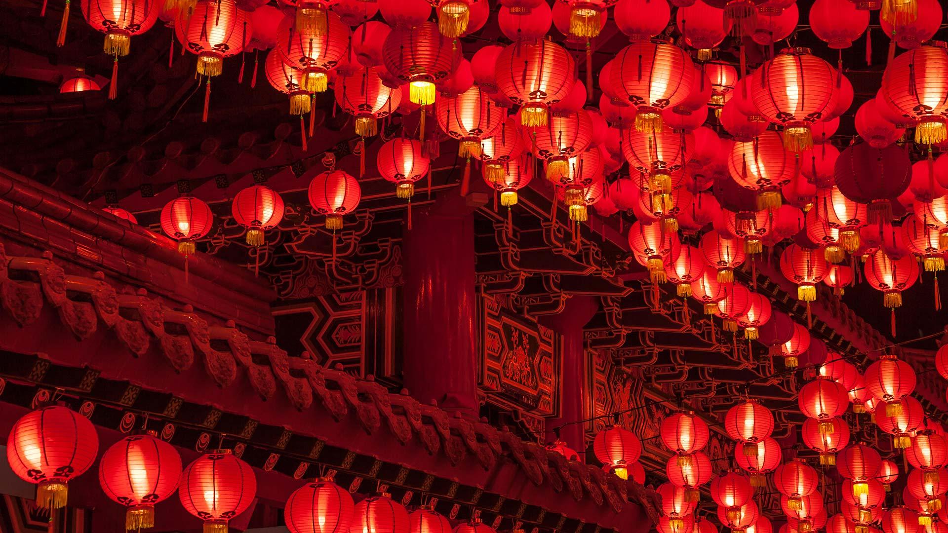 26 266793 lantern festial chinese aesthetic wallpaper laptop