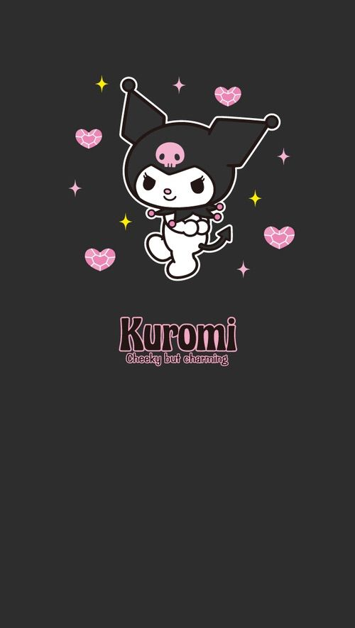 Hello Kitty Kuromi 500x884 Download Hd Wallpaper Wallpapertip