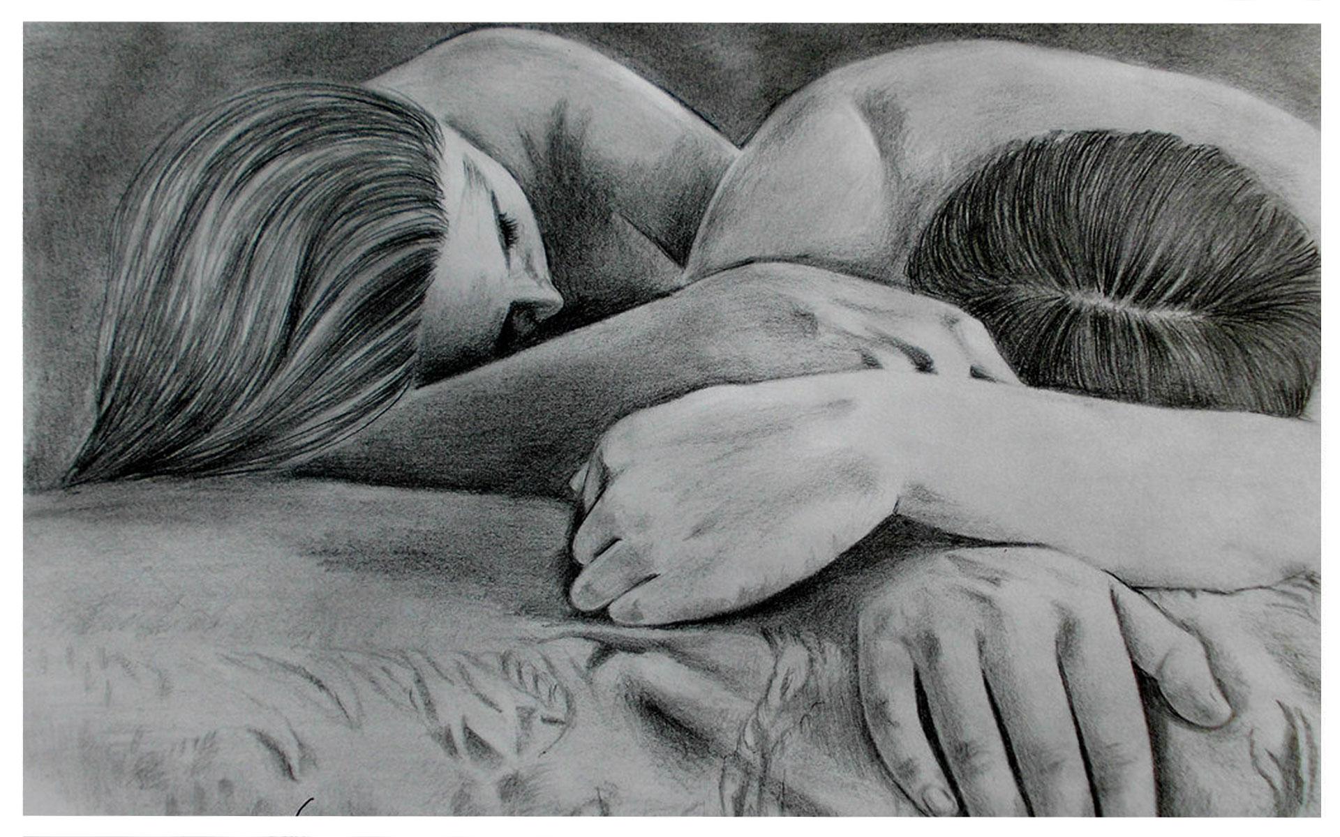 Love Sketch Wallpaper Love Sketches Of Girl 1920x1200 Download Hd Wallpaper Wallpapertip