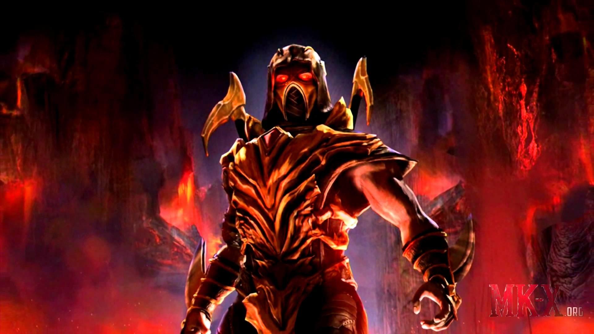 Hd Scorpion Mortal Kombat 1280x720 Download Hd Wallpaper