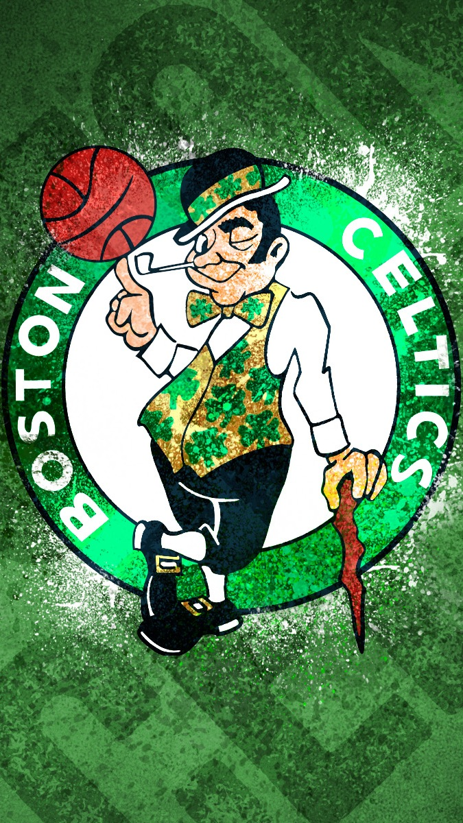 Iphone Wallpaper Boston Celtics Resolution Boston Celtics Wallpaper For Iphones 675x1200 Download Hd Wallpaper Wallpapertip