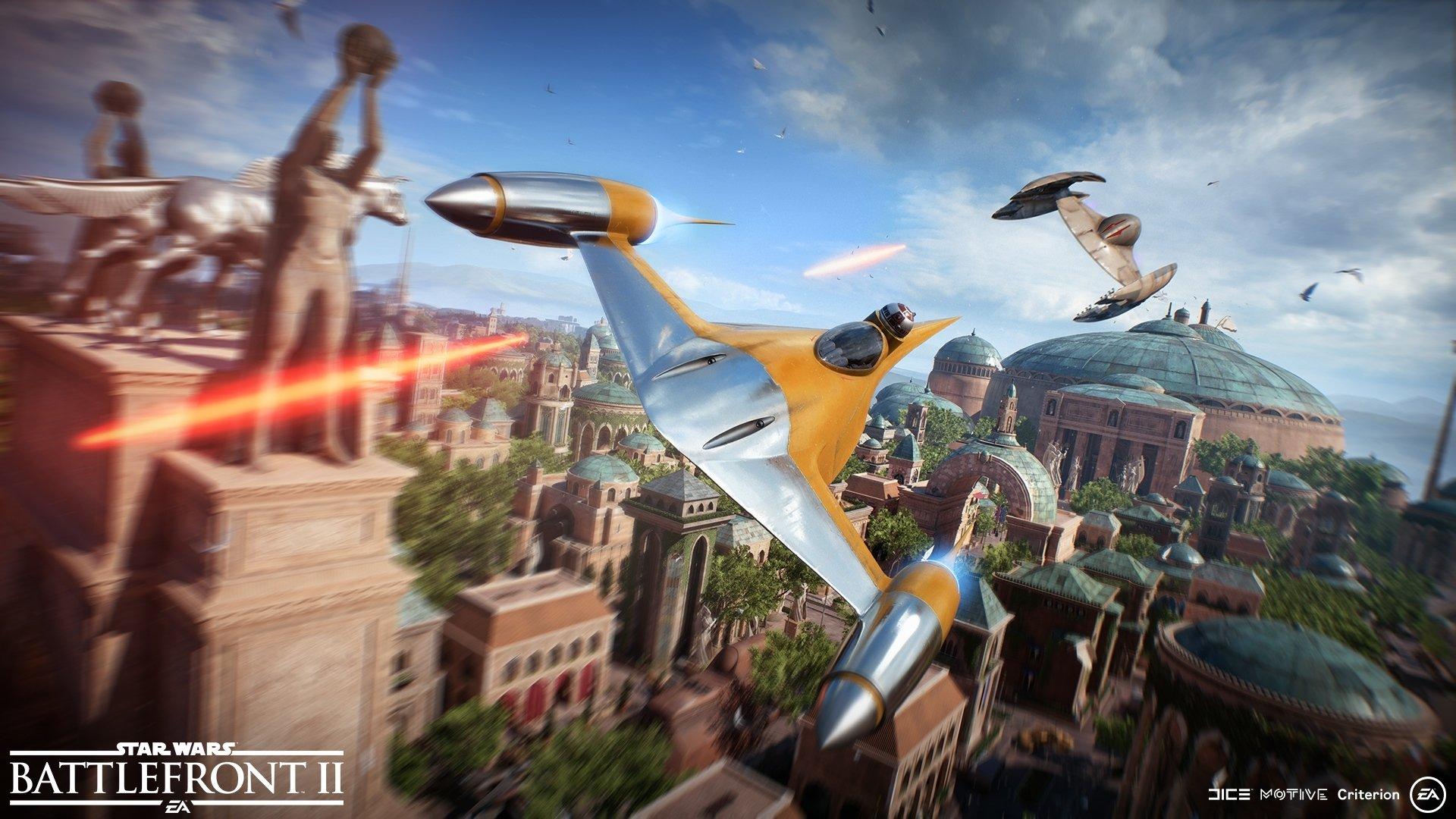 843443 Title Video Game Star Wars Battlefront Ii Star Wars Battlefront 2 Image Hd 1920x1080 Download Hd Wallpaper Wallpapertip