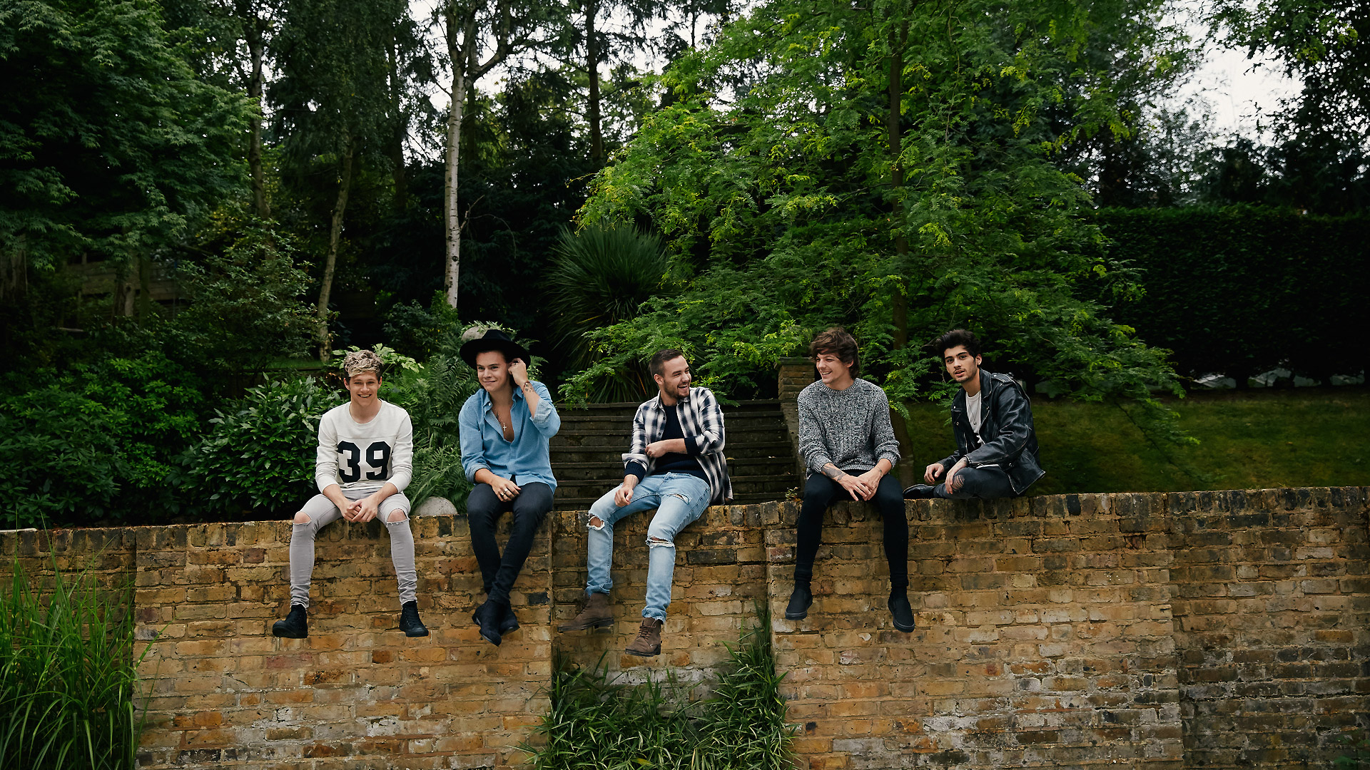 aesthetic one direction wallpaper laptop