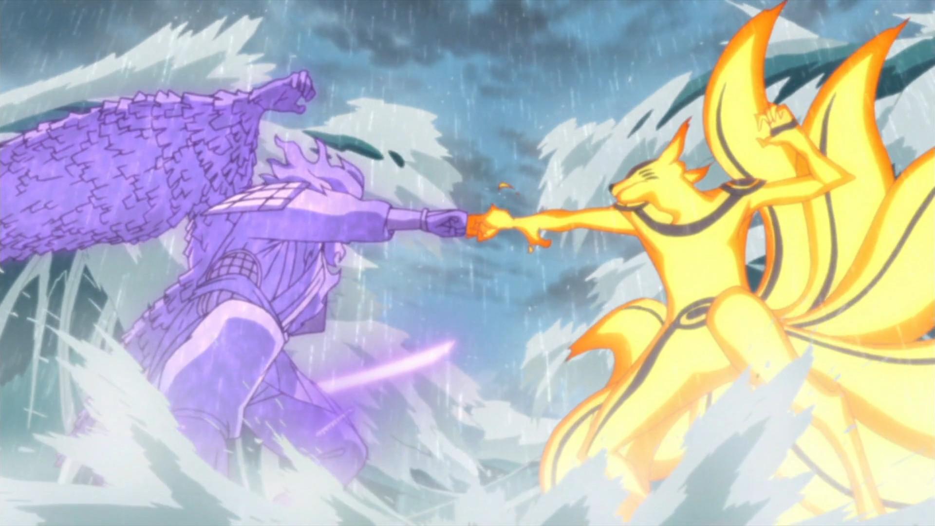28 285293 i saved this one naruto sasuke combat final