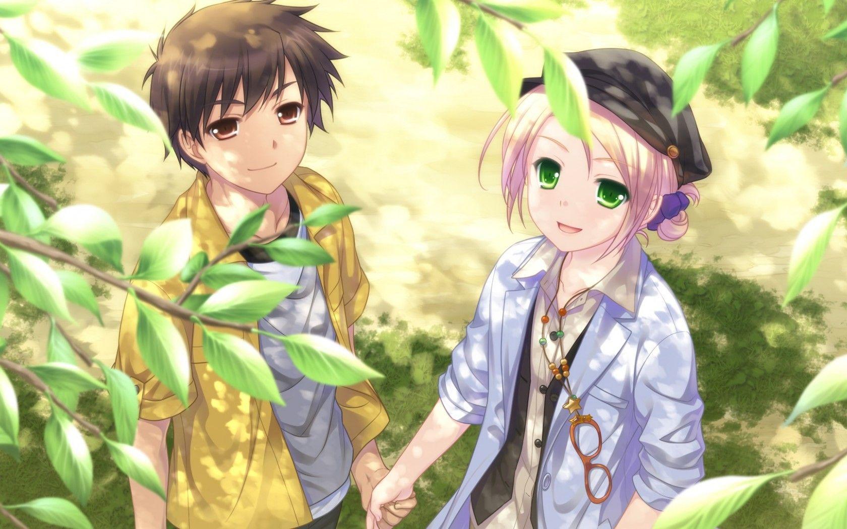 28 288307 gambar anime hd couple