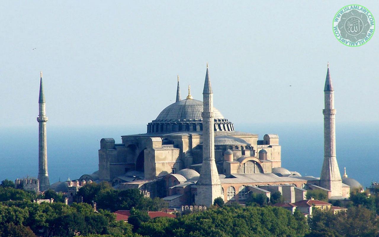 Sultan Ahmed Mosque Istanbul Turkey Hd Wallpaper Bereketzade 1280x800 Download Hd Wallpaper Wallpapertip