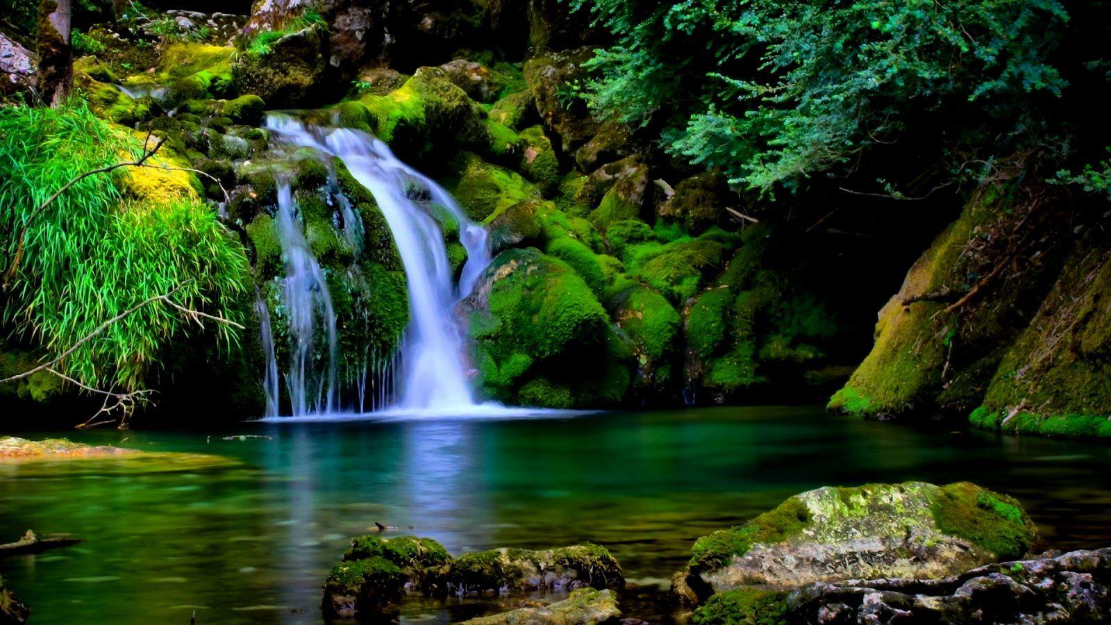 Fond D Ecran Nature Hd 3d Fond D Ecran Nature Hd Pour Ordinateur De Bureau Telechargement Gratuit En Taille Reelle 1600x900 Wallpapertip
