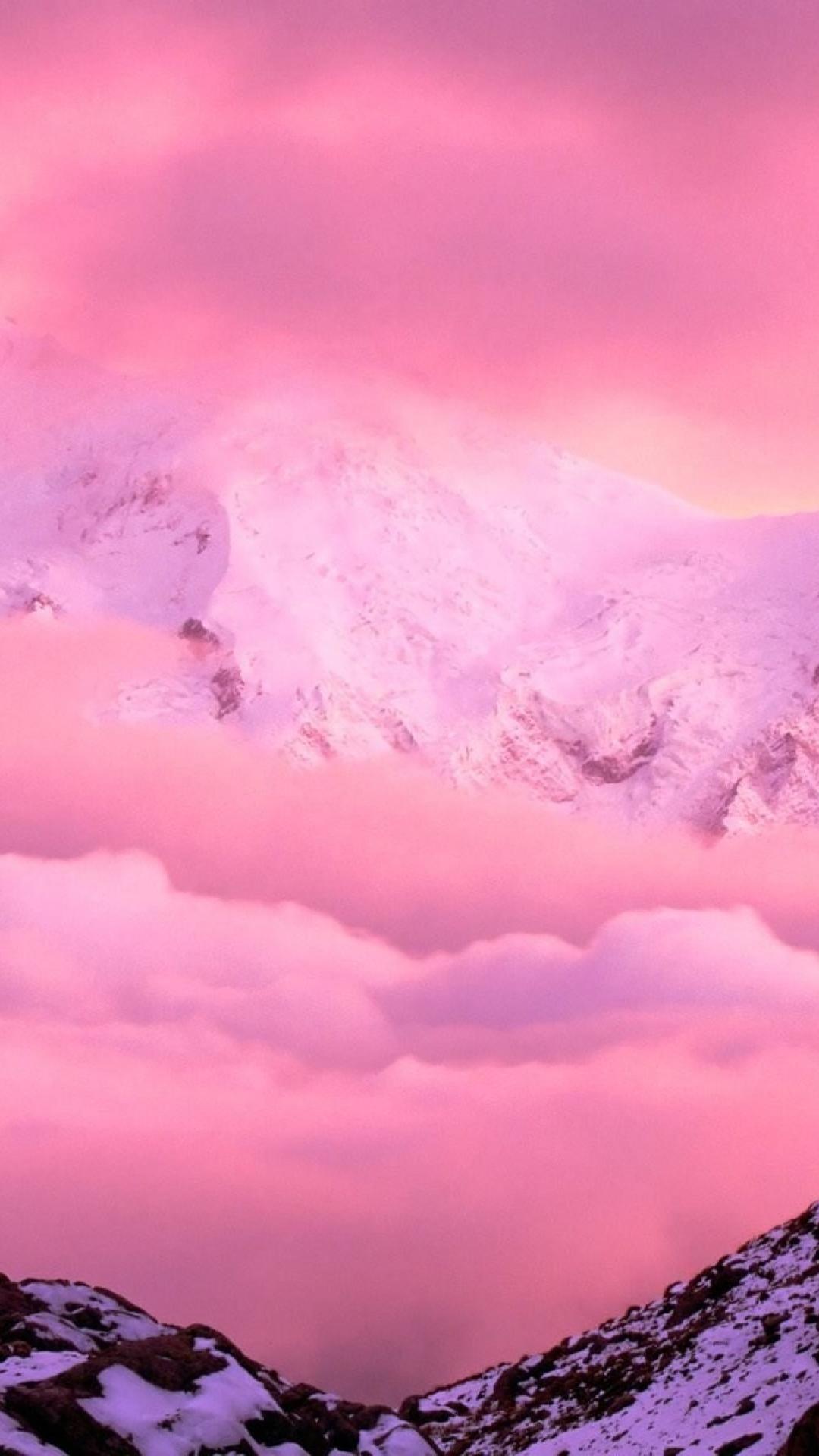 Iphoneのためのピンクの壁紙 ピンクのiphoneの壁紙 1080x1920 Wallpapertip