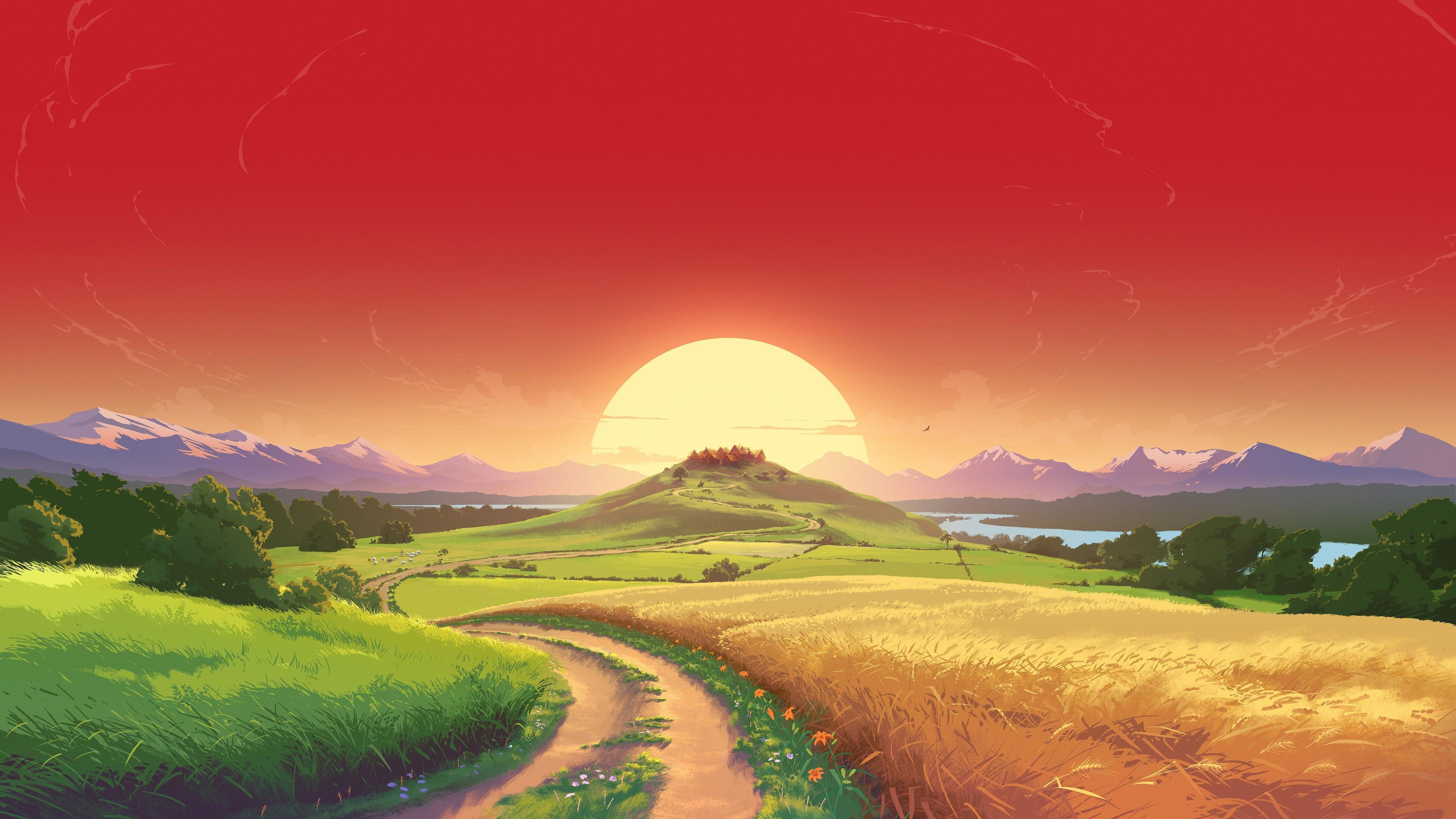 Nature Background 4k 2560x1440 Download Hd Wallpaper Wallpapertip