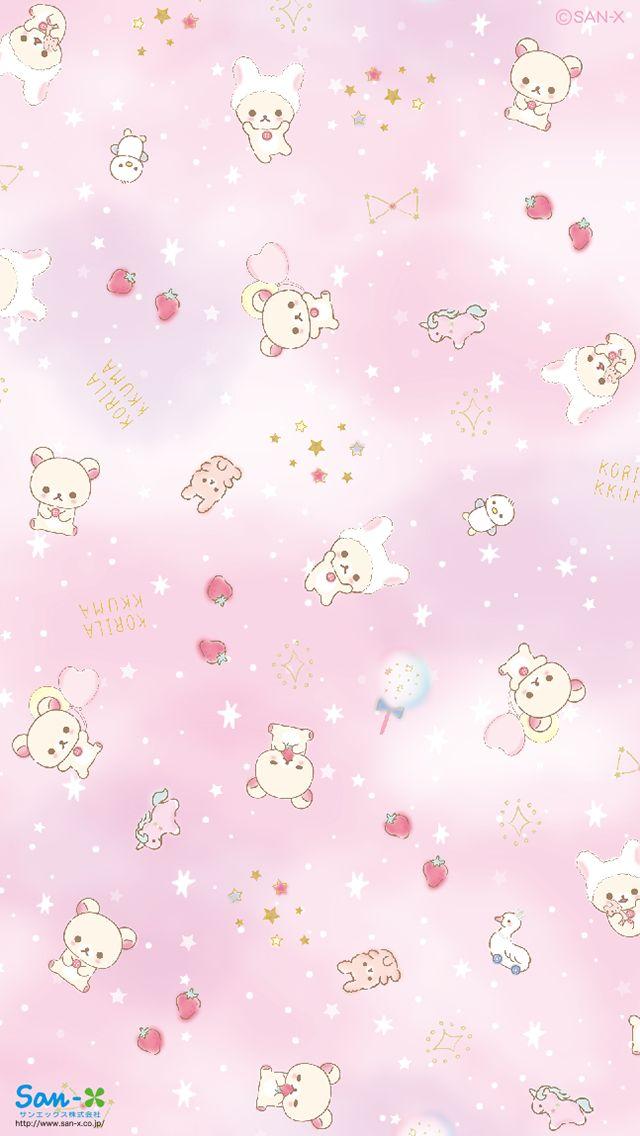 Pastel Pink Background Kawaii Hd Wallpaper Download Kawaii Pastel Pink Background 640x1136 Download Hd Wallpaper Wallpapertip