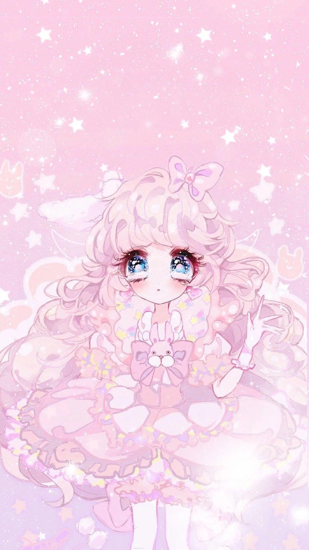 Kawaii Wallpaper Girl Wallpaper Kawaii Girl Kawaii Kawaii Pastel Anime Girl 1200x2137 Download Hd Wallpaper Wallpapertip