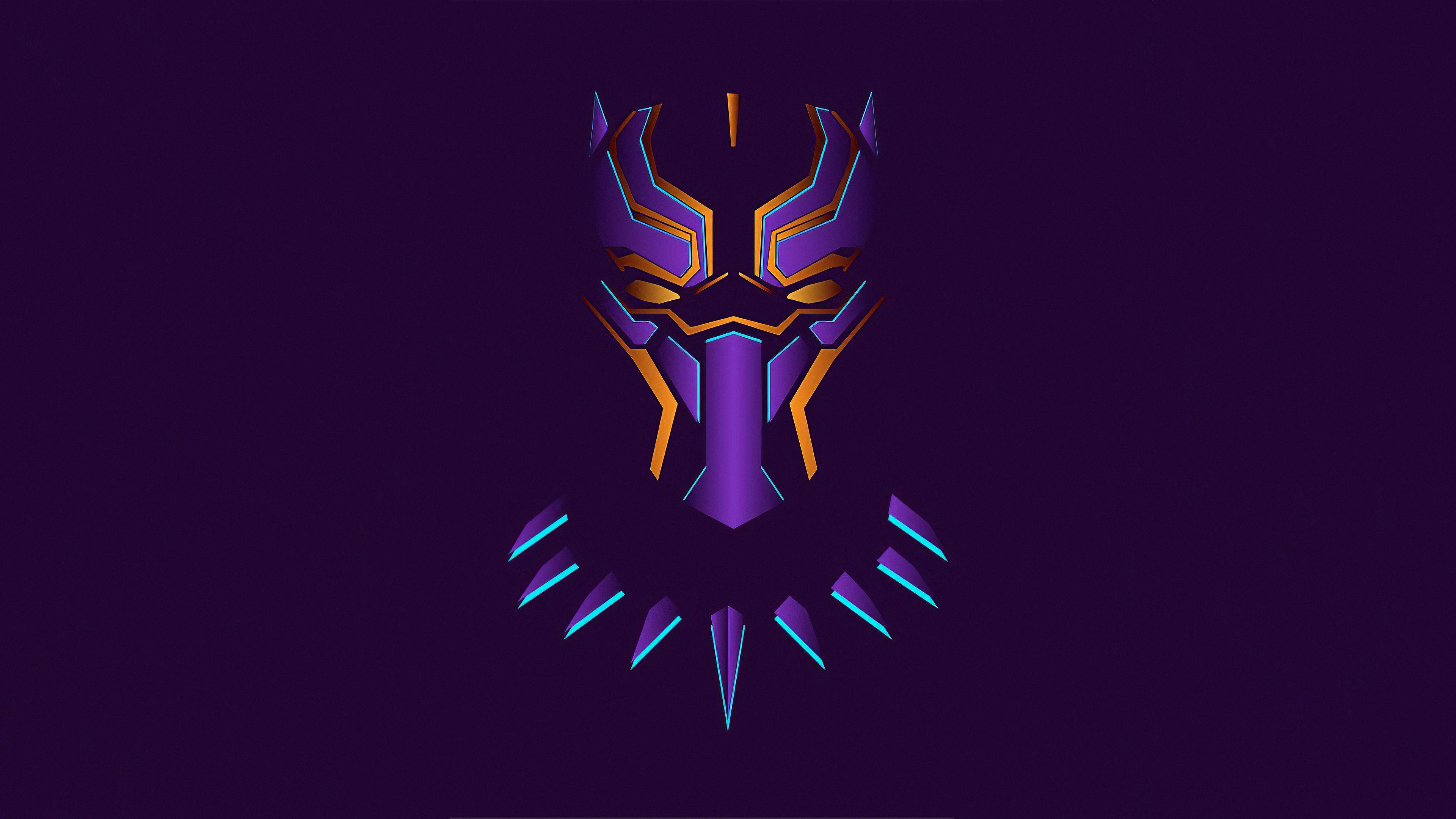 Hd Wallpaper Black Panther 3840x2160 Download Hd Wallpaper Wallpapertip