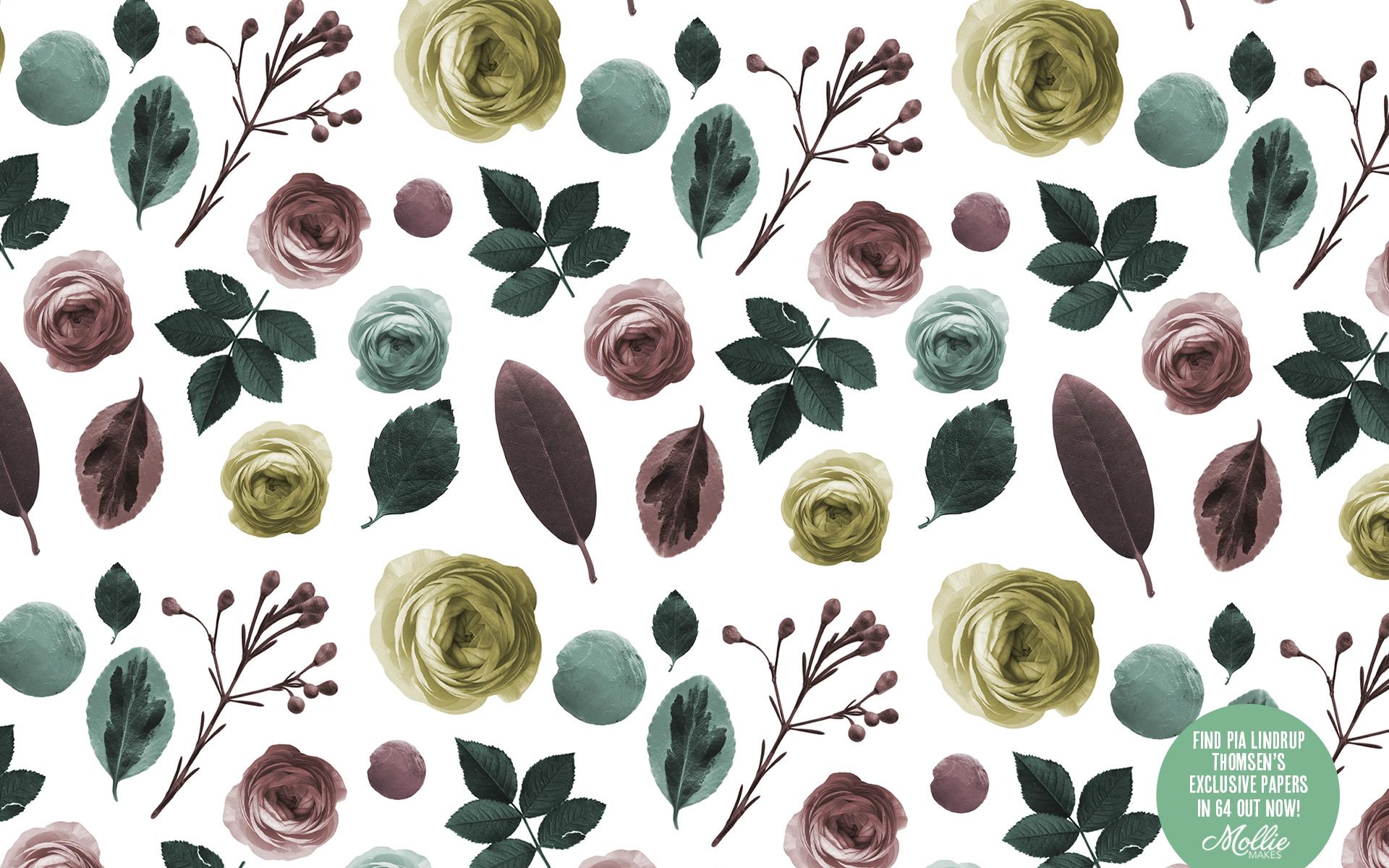 Vintage Wallpaper Vintage Floral Desktop Wallpaper Floral Wallpaper Desktop 1920x1200 Download Hd Wallpaper Wallpapertip