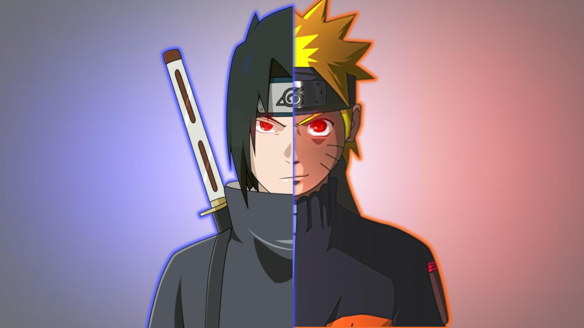 3 36622 naruto vs sasuke wallpaper hd