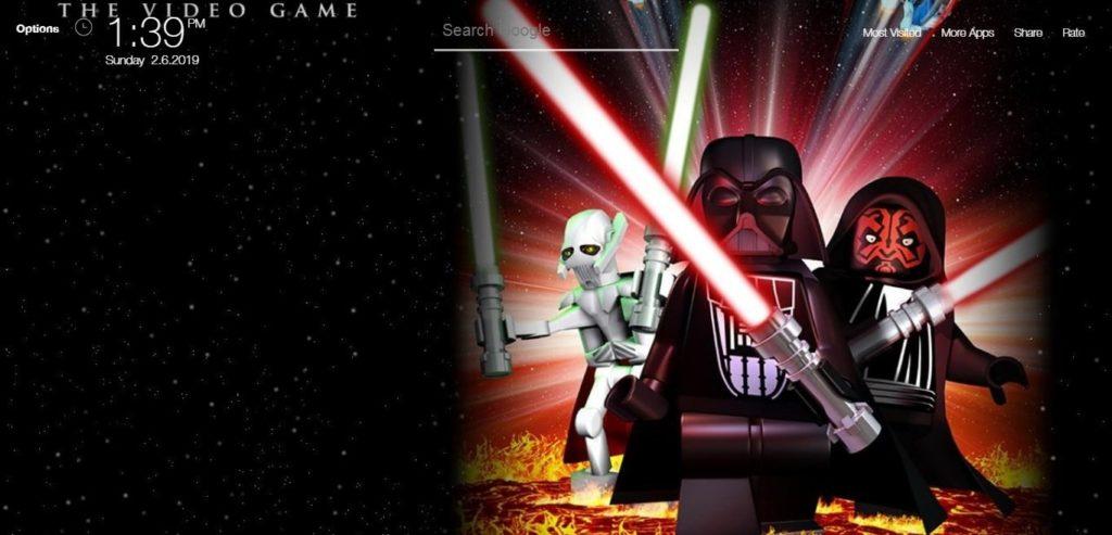 Lego Star Wars 1024x493 Download Hd Wallpaper Wallpapertip