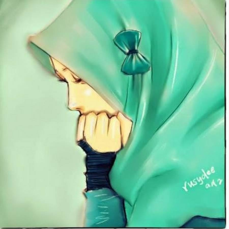 Gambar Kartun Wanita Muslimah Sedih Logo Kartun Muslimah Sedih 825x825 Download Hd Wallpaper Wallpapertip