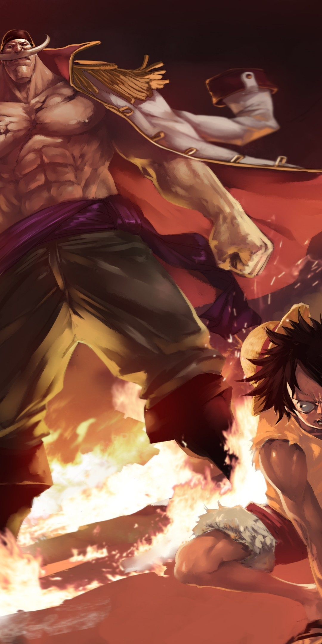 One Piece Monkey D One Piece Iphone X 1080x2160 Download Hd Wallpaper Wallpapertip