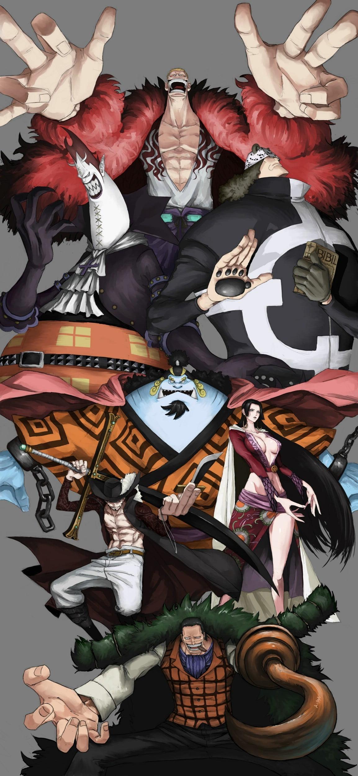 One Piece Phone Wallpaper Hd 1154x2500 Download Hd Wallpaper Wallpapertip