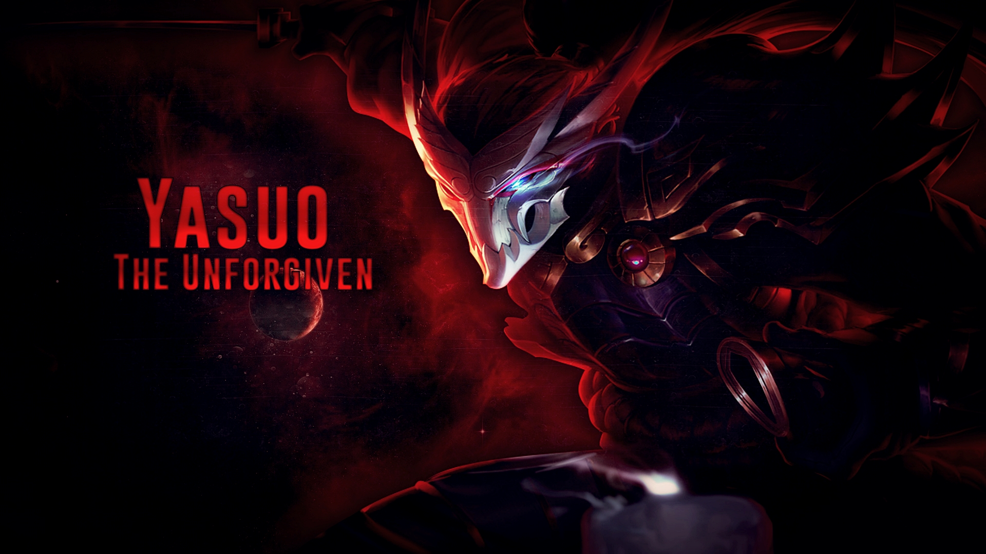 Yasuo Blood Moon 1600 900 Wallep 1920x1080 Download Hd Wallpaper Wallpapertip