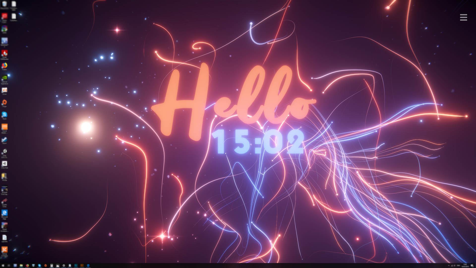 Neon Fonds D Ecran Animes 3d Hd 1920x1080 Wallpapertip