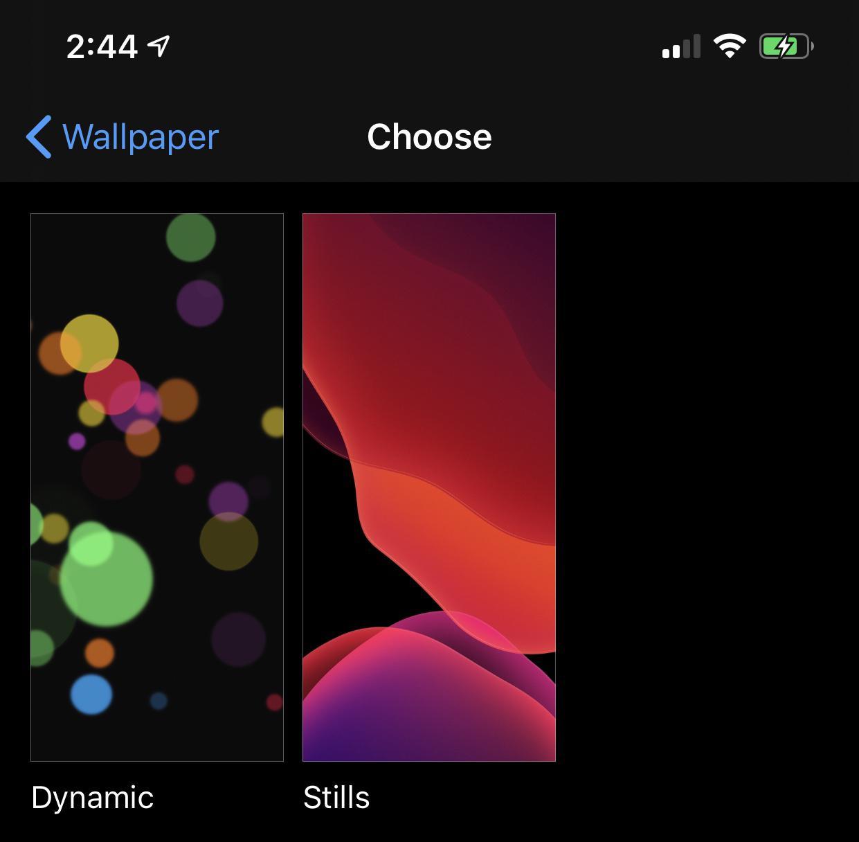 Iphone 11 Pro Max Screenshot 1241x1216 Download Hd Wallpaper Wallpapertip