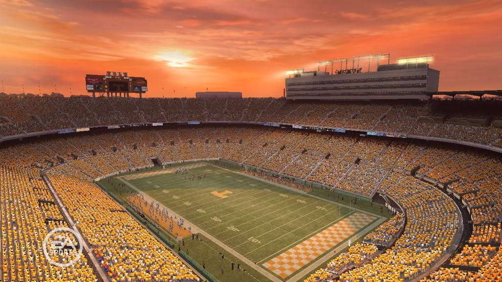 Tennessee Vols Wallpaper Desktop For Pinterest Tennessee Vols Neyland Stadium 1024x576 Download Hd Wallpaper Wallpapertip