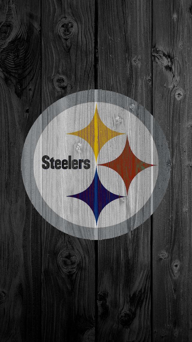 Steelers Wallpaper Wwwhigh Definition Wallpapercom Pittsburgh Steelers Flag 640x1136 Download Hd Wallpaper Wallpapertip